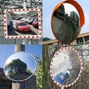 Дорожные зеркала безопасности фото