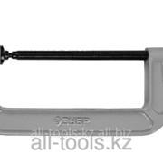 Струбцина Зубр Мастер, ковкий чугун, 250 мм Код: 32245-250 фото