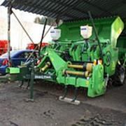 Культиватор-гребнеформирователь AVR GE-FORCE Farmer фото
