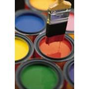 Краски битумные, битумные краски, лакокрасочные материалы. фото