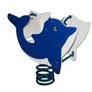 Качалка «Дельфин» фото