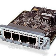 Модуль Cisco Four-Port Voice Interface Card - FXS and DID (VIC3-4FXS/DID=) фото