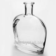 Стеклянная элитная бутылка 0.7 л Ракета под премиум напитки фото