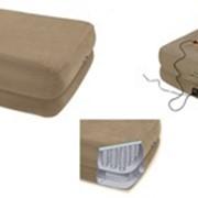 Надувная кровать Queen Foam Deluxe фото