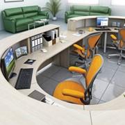 Мебель для приёмных серия Sigma фото