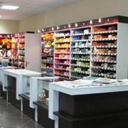 Дизайн и производство торговой мебели фото