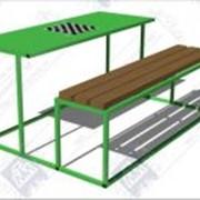 Скамья со столом «Школяр» фото