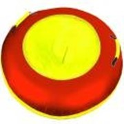 Тюбинг Тент Красный-Желтый 150 Кг фото