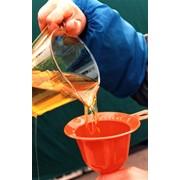 Масло подсолнечное нерафинированное фото