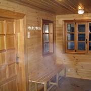 Строительство бани на даче фото