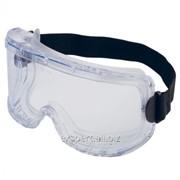 Очки защитные закрытые Элит химостойкие с непрямой вентиляцией фото