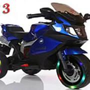 Детский Мотоцикл HZL-2288 синий фото