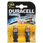 Батарейка Duracell Turbo AAA 2 шт 1,5 v фото