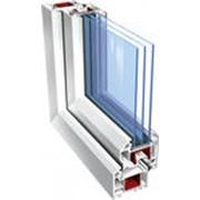 Окна из пластикового или ПВХ профиля фото