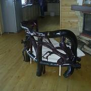 Гарнитур диван и два кресла фото