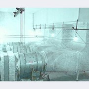 Ремонт систем дымоудаления фото
