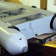 Надувная лодка Фортуна 3.2 фото