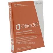 Операционная система Microsoft Office Home and Business 6GQ-00178 фото