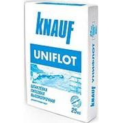 Шпаклевка Knauf Унифлот 25кг фото
