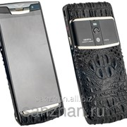 Телефон Vertu Signature Touch Touch Gold Alligator 87125 фото