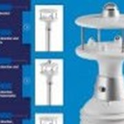 Анемометр HD52.3 для определения скорости и направления ветра фото