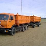 Автомобили грузовые большой грузоподъёмности