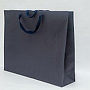 Пакеты 45х32х15 из картона с кручеными ручками 115гр/м (1/10) фото