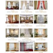 Дизайн и пошив текстильный для общественных заведений, ресторанов, гостиниц фото