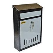 Почтовый ящик Элит ( Антик-серый) фото