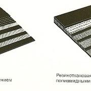 Ленты конвейерные резинотканевые в Литве фото