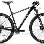 Велосипед Cube Ltd Race 2X 29 (2016) черный фото