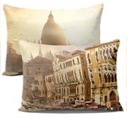 Сувенирные наволочки и подушки с полноцветной сублимационной печатью фото