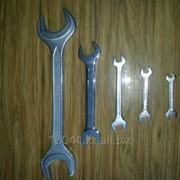 Гаечные ключи фото