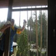 Мойка окон и фасадов фото