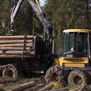 Форвардер Eco Log 574 14 для сплошной рубки фото
