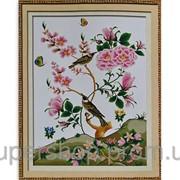 Набор для вышивки картины Соловьи 75х57см 373-37010687 фото