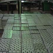 Плитка металлическая фото