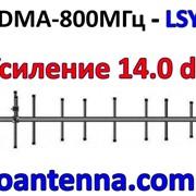 Антенна CDMA LE-811 14dBi для 3G модемов фото