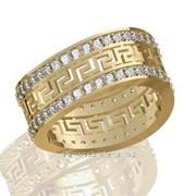 Кольца с бриллиантами A29935-1 фото