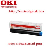 Картридж TONER Cartridge OKI 44059228 black фото