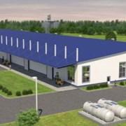 Проектирование складских комплексов по Казахстану фото
