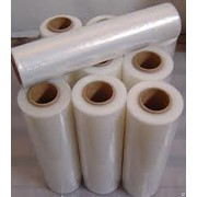 Стрейч-пленка для ручной упаковки, толщина 17, 23 мк, ширина 500 мм фото
