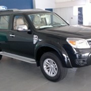 Ford Everest фото