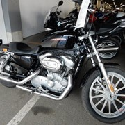 Мотоцикл чоппер No. B5248 Harley Davidson XL883 L фото