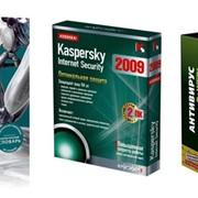 Антивирусная защита (удаление вирусов), обнаружение вирусов, восстановление зараженных файлов, помощь в выборе антивирусных программ, установка и обновление лицензионных антивирусных программ Eset NOD32, Kaspersky Antivirus (антивирус Касперского), Dr.WEB фото