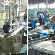 Производство полиэтиленовых пакетов фото