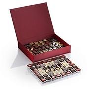 Подарочный набор конфет Роскошное собрание НР1.1000-к ко Дню отца фото