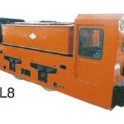 Электровозы шахтные CTL8 фото