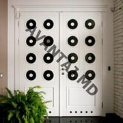 Классическая дверь MDF, арт. 74 фото