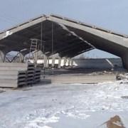 Строительство складов, ангаров из своих материалов фото
